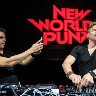 New World Punx (Markus Schulz & Ferry Corsten) - Mixmag DJ Lab (Los Angeles) - 23.06.2016