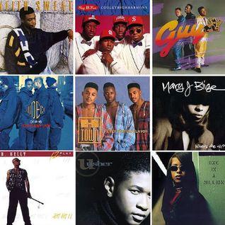 2015 90S R&B MIX!