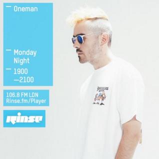 Rinse FM 29/09/2015