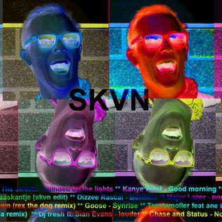 skvn - chirogazet mixje