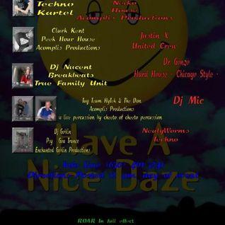 "Dj Nieko - Live at ""Dazed and Construed"" (Dj Mix - Recorded 8-12-06)"