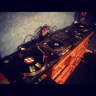 4 Deck Drum & Bass Mix Nov 2012