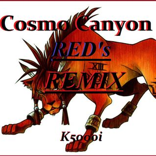 Cosmo canyon: ff7 - red's remix