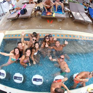 Live Ark Bar Pool Party Sunshine House Mix Nov. 14