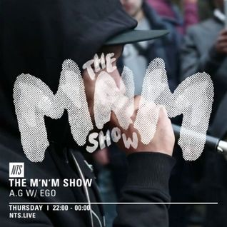 The M&M Show w/ AG & Ego - 27th October 2016