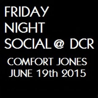 TONY COMFORT JONES @ DOWNTOWN COCKTAIL ROOM - LAS VEGAS, NV - 6-19-2015 - FRIDAY NIGHT SOCIAL