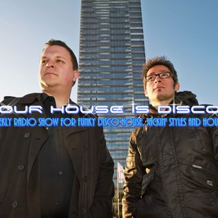 Our House is Disco #153 from 2014-11-06