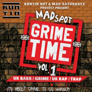 MAD HIAZ - GRIME TIME