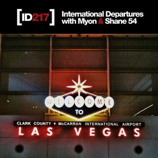 International Departures 217