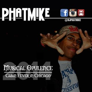 Phatmike - Musical Opulence 2014[Cabin Fever in Chicago]