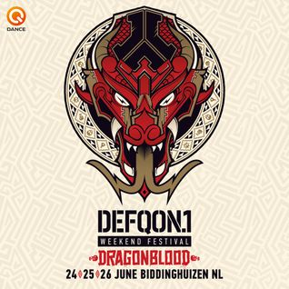Frontliner & Max Enforcer | BLUE | Friday | Defqon.1 Weekend Festival
