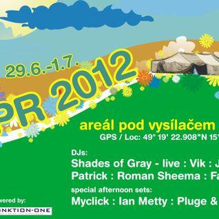 Svíťání - vik @ kopr 30.06.2012 start 4:30