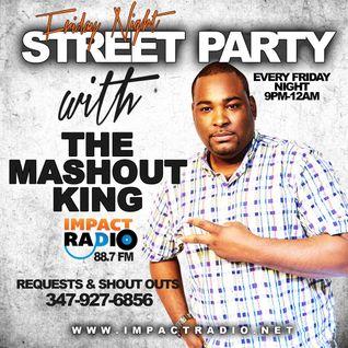 Friday Night Street Jam 8-21-15 with Shuaib Tru and Chukburnz