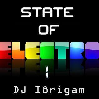 DJ Iorigam - State Of Electro I ( DJ Set Junho 2012 )