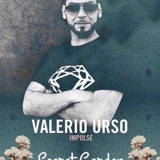 Valerio Urso @ Secret Garden Rome 20-06-2015