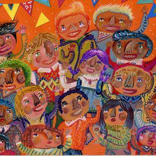Las Azarosas - Colombian Party People