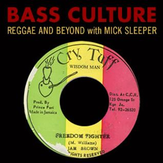 "Bass Culture - May 2, 2016 - 7"" Single Special"