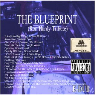 The Blueprint (Ron Hardy Tribute)