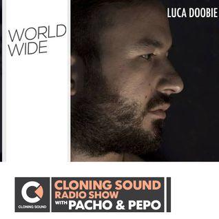 Pacho & Pepo present: Luca Doobie on Cloning Sound radio show #141