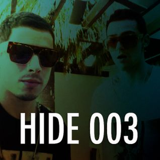 HIDE PODCAST 003 SEDATED