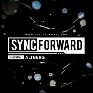 Sync Forward Podcast 042 - Altberg