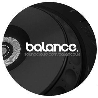 Balance - Oct Promo Mix 2015