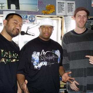 DJ Premier Interview 2005 - Base FM w/ Manuel Bundy & Dan Paine