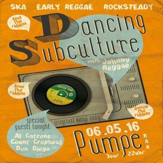 feel the rhythm! dancing subculture!