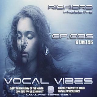 Richiere - Vocal Vibes 35