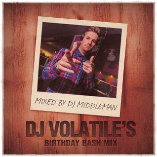 Switch | Volatile's Birthday Bash | DJ Middleman's R&B Mix