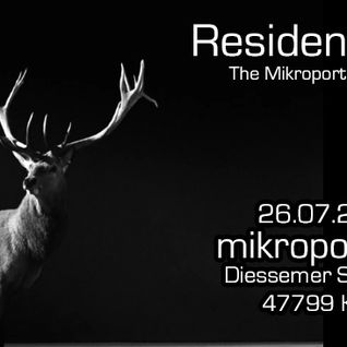 [TREBOR] - Resident Night @ Mikroport Club 26.07.2013