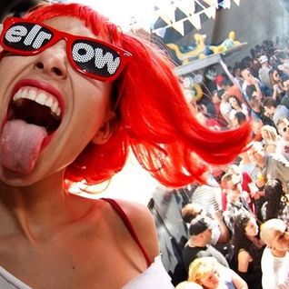 Anja Schneider - live at ELRow 2015 Closing Party, Space, Ibiza - 26-Sep-2015