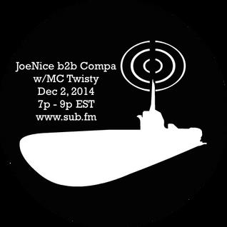 JoeNice_Dec_2014_SubFM_Mixcloud