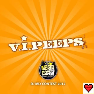 My V.I.Peeps North Coast Music Festival Competition Entry (August 2012)