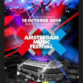 Martin Garrix - Live @ Amsterdam Music Festival 2014 (ADE 2014) - 18.10.2014