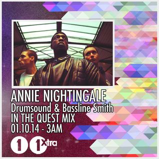 Drumsound & Bassline Smith - Quest Mix for Annie Nightingale BBCR1 (88 Acid House - 96 Jungle/D&B
