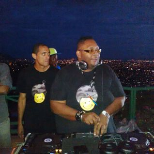 Jamaica's own Godfathers of House music Alric and Boyd on Dj Pierre's Afro Acid live NRG radio Rodos