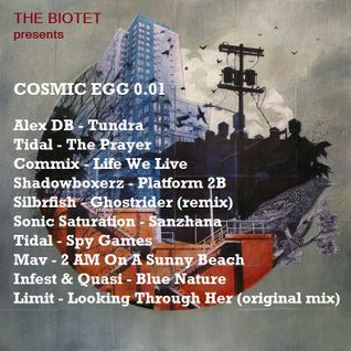 COSMIC EGG 0.01 (mini-mix)