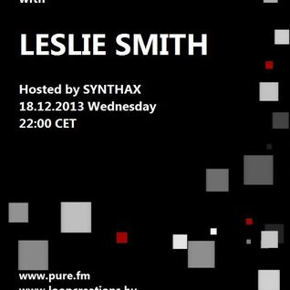 Leslie Smith - Directions 058. @ Pure.FM (Dec-18-2013)