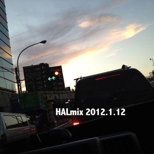 HALmix 2012/1/12