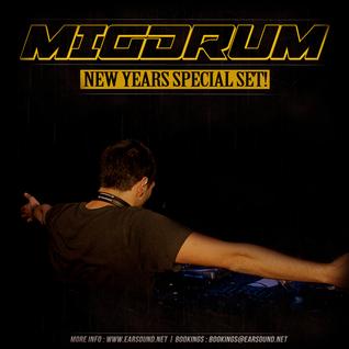 MIGDRUM#NEWYEARS#SPECIAL#SET