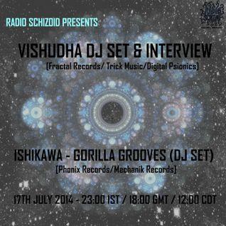 Ishikawa - Gorilla Groove