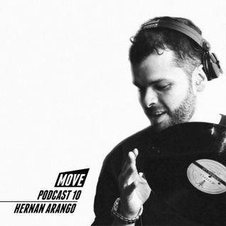 MOVE PODCAST 10 - Hernan Arango