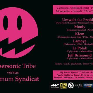 Freddy ' j Aka Umwelt mix @ cybersonic Rave