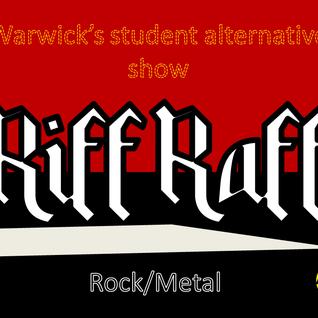 Riff Raff #18 - 08/03/12