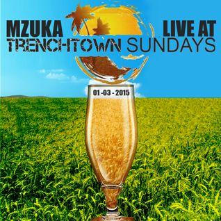 Live @ Trenchtown Sundays 1/02/2015 (Capetown, ZA)