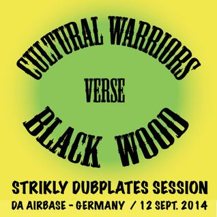 Cultural Warriors verse Blackwood part 2- stictly dubplates session @ airbase Germany 12.09.2014
