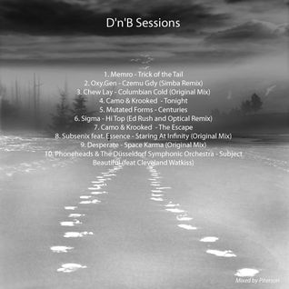 Piterson - D'n'B Sessions