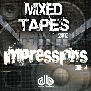 """Mixed Tapes 2012 """"Impressions sideA"""" - digit@l buddha"""