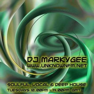 DJMarkyGee unknownfm.net 13/06/2012